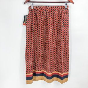 Vintage sasson skirt size 10 perfect fall colors